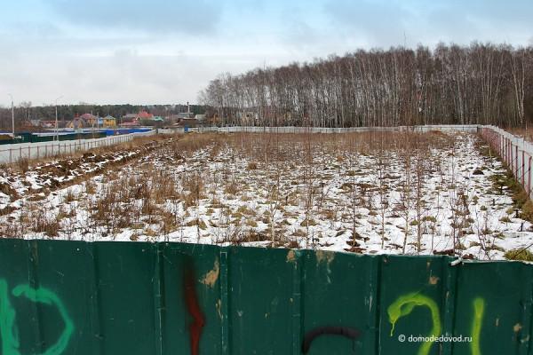 """Строительство паркинга в """"Любимом Домодедово"""""""