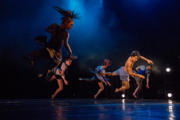Современное хореографическое искусство