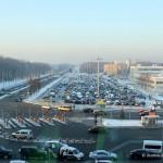 Аэропорт Домодедово переходит на осенне-зимнее расписание
