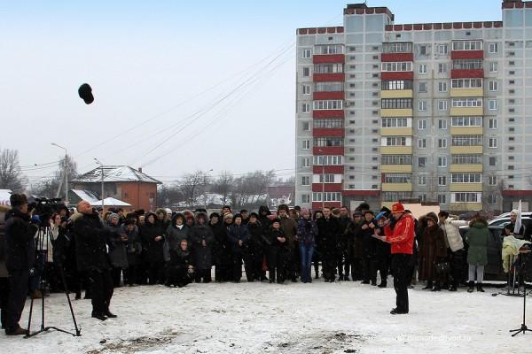 Руководитель администрации городского округа Домодедово Городецкий Дмитрий Игоревич