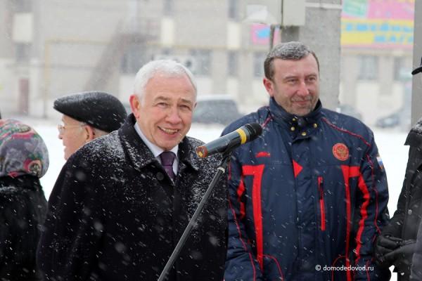 Глава городского округа Домодедово Ковалевский Леонид Павлович