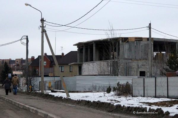 Новый ТЦ в Домодедово