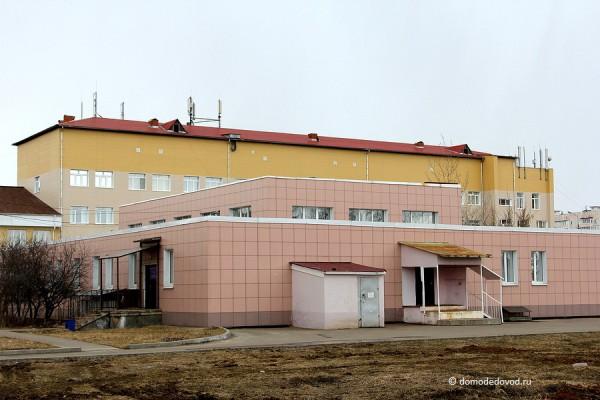 Отремонтированный корпус Домодедовской больницы