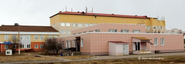 Домодедовская ЦРБ