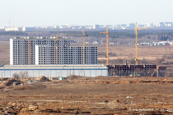 ЖК Домодедово Парк.