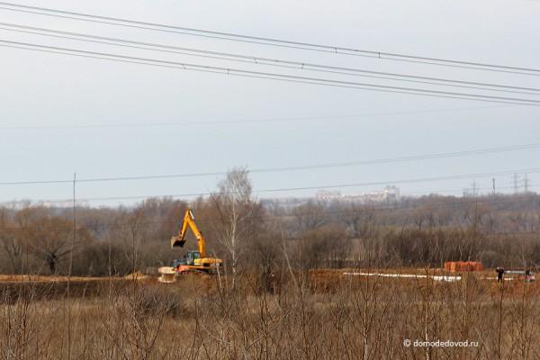 ЖК Домодедово Парк. Фотообзор март 2014 (6)