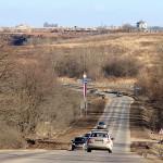 Дорога в Домодедово со стороны Подольска