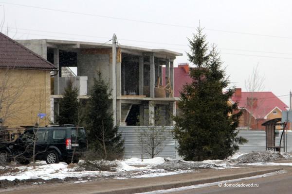 Строительство ТЦ в Домодедово