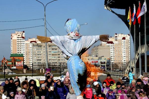 Сюрприз, не «Единой Россией» живет Домодедово.