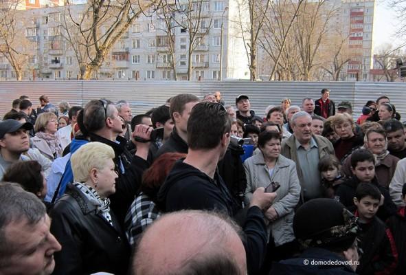 Публичные слушания по проекту дороги (6)