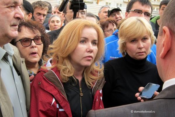 Публичные слушания по проекту дороги (4)