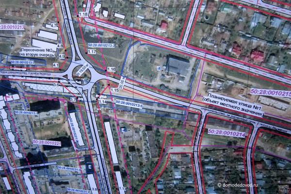 Публичные слушания по проекту дороги (1)