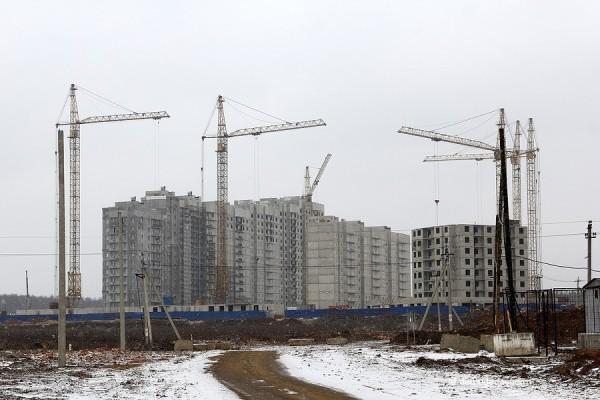Новое Домодедово. Март 2014.