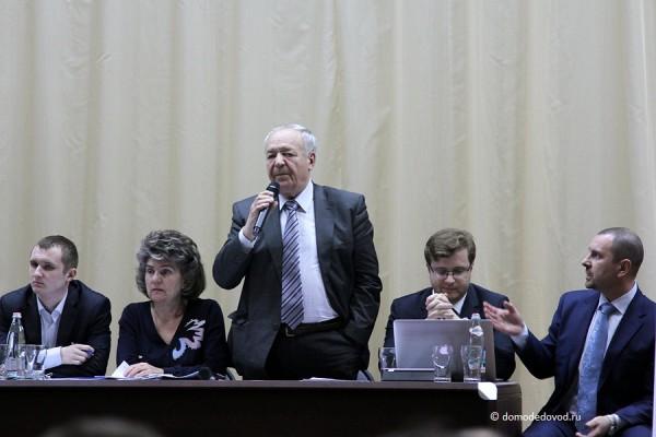Повторные слушания по проекту дублера Каширского шоссе в Домодедово (1)