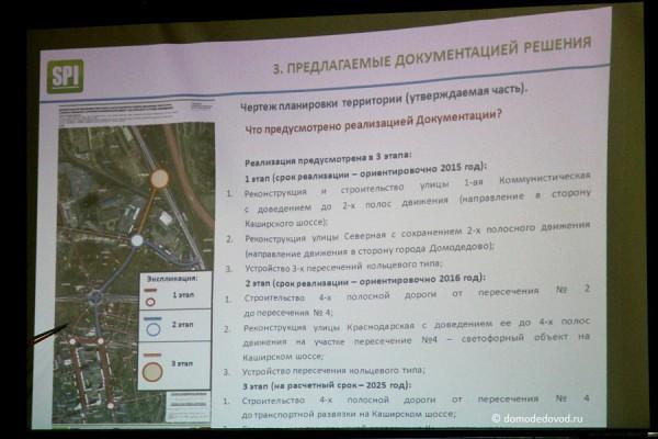 Повторные слушания по проекту дублера Каширского шоссе в Домодедово (7)