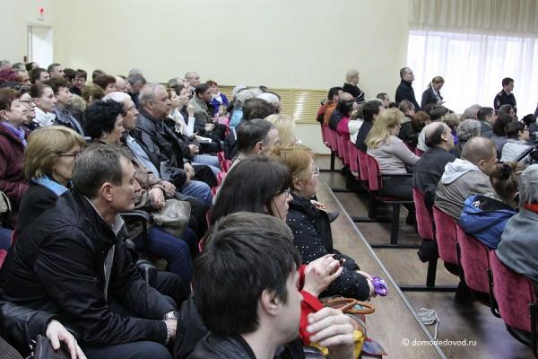 Повторные слушания по проекту дублера Каширского шоссе в Домодедово (9)