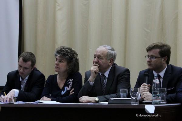 Повторные слушания по проекту дублера Каширского шоссе в Домодедово (13)