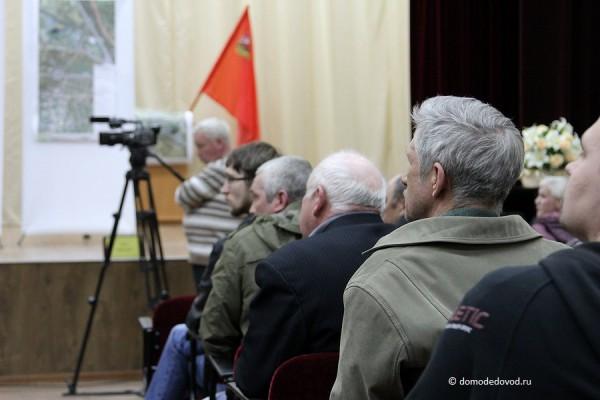 Повторные слушания по проекту дублера Каширского шоссе в Домодедово (20)