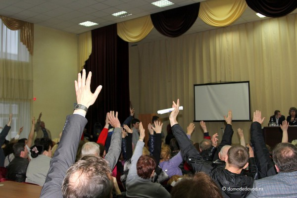 Повторные слушания по проекту дублера Каширского шоссе в Домодедово (21)