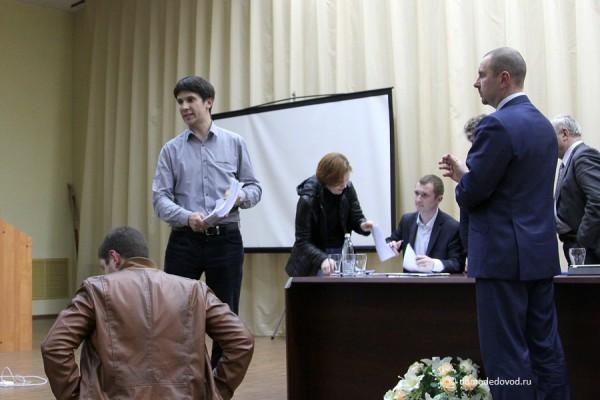 Повторные слушания по проекту дублера Каширского шоссе в Домодедово (23)
