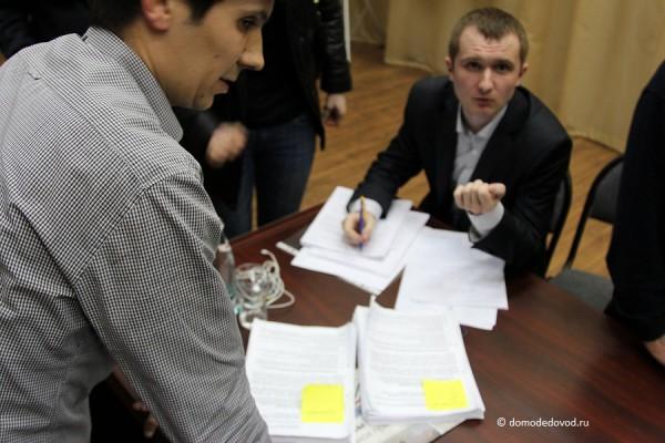 Повторные слушания по проекту дублера Каширского шоссе в Домодедово (24)