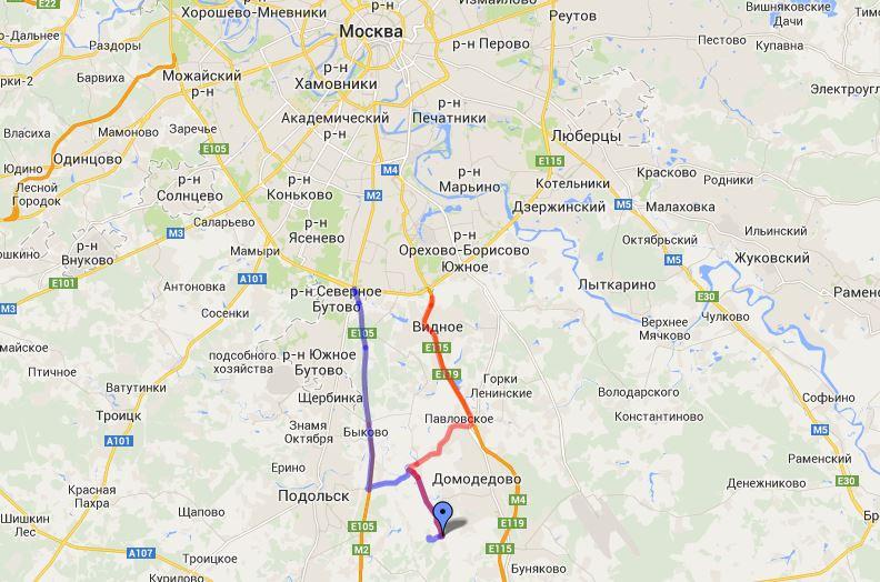 Варшавскому и Каширскому