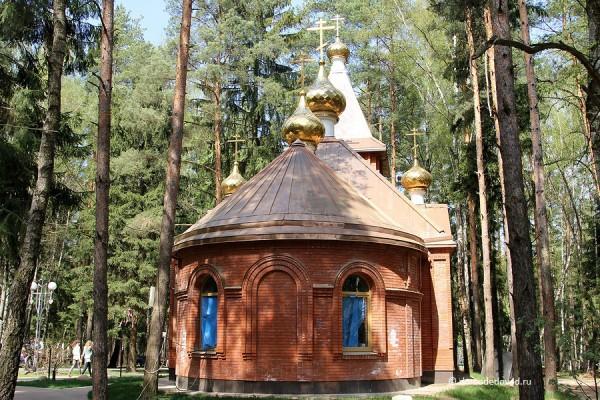 Парк Ёлочки в Домодедово (15)