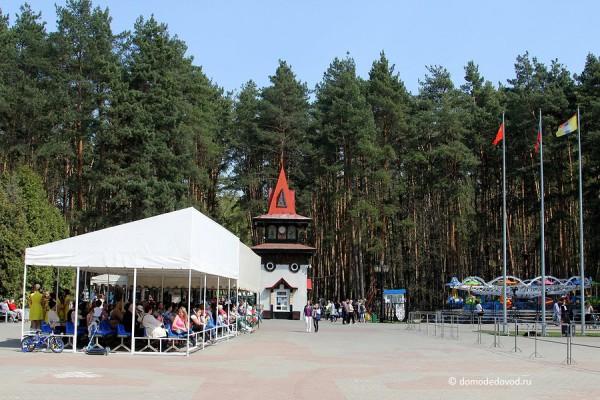 Парк Ёлочки в Домодедово (32)