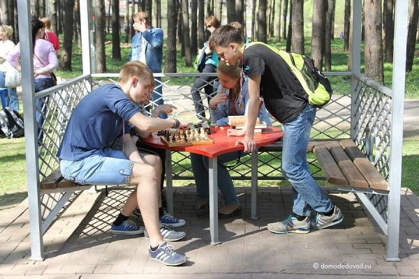 Парк Ёлочки в Домодедово (48)