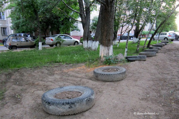 Парковочные карманы на улицах города (6)