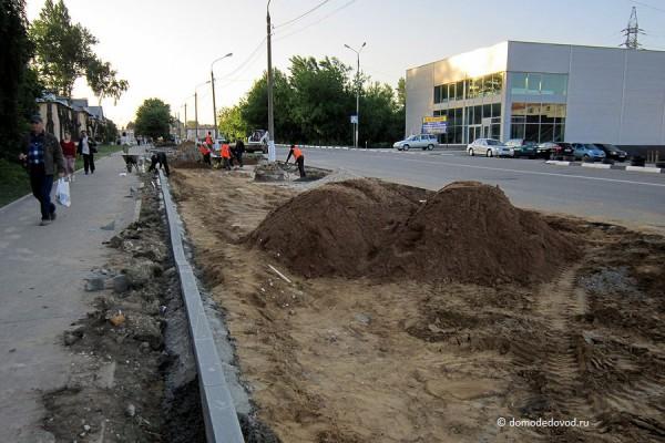 Парковочные карманы на улицах города (4)