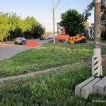 Парковочные карманы на улицах города