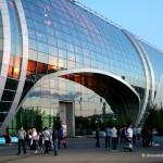Аэропорт Домодедово подвел итоги за июль и прошедшие семь месяцев 2014 года