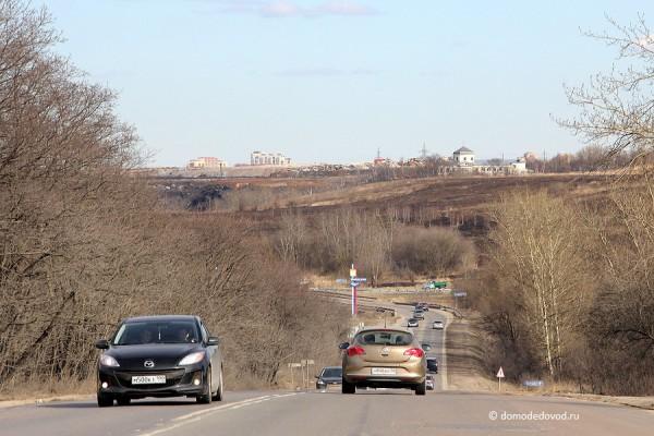 Дорога Подольск — Домодедово