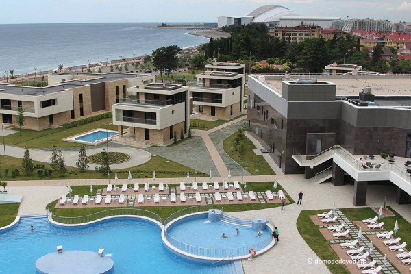 Отель Radisson Blu Paradise Resort & Spa