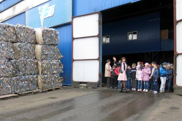 Эко-Транс сортировка мусора