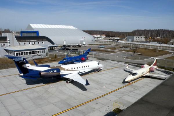 Центр деловой авиации Домодедово — Domodedovo Business Aviation Center