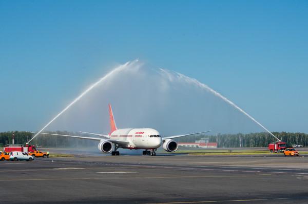 Boeing 787 (Dreamliner) Air India