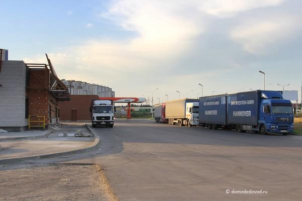Макавто в Домодедово на М4