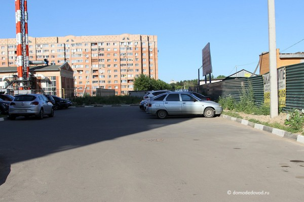 Парковки во дворах Домодедово (3)