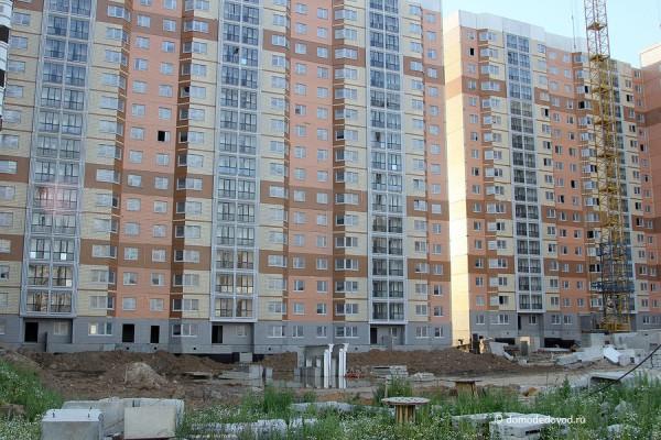 Дом в Южном Домодедово. СУ-155