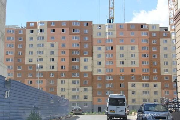 Микрорайон Южное Домодедово