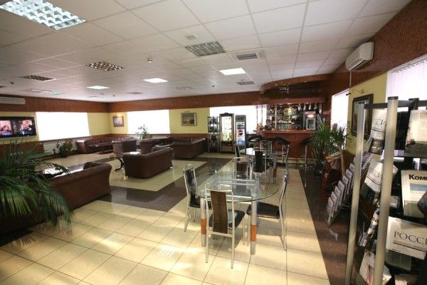 Domodedovo Business Aviation Center