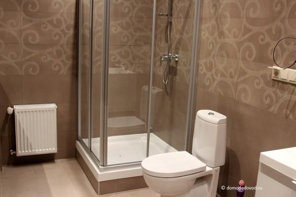«Юсупово Лайф Парк». Шоурум - ванная