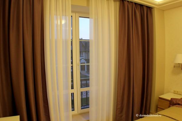 «Юсупово Лайф Парк». Шоурум. Спальня в таунхаусе 100 кв.м.