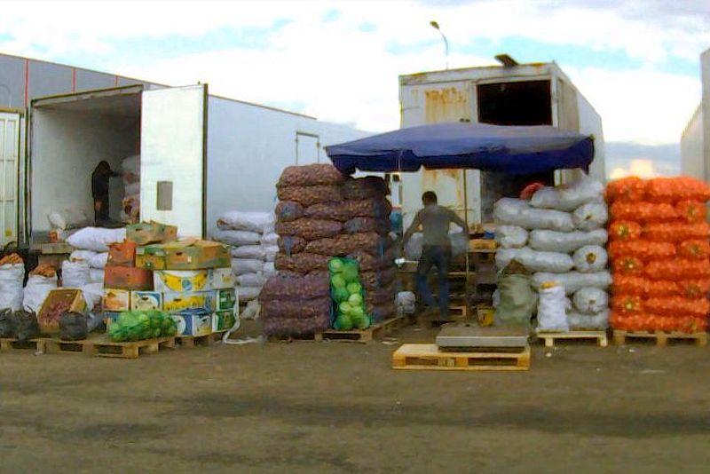 Оптовые овощные рынки москвы и московской области