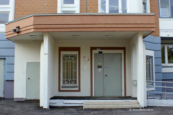 Дом СУ-155 в Домодедово