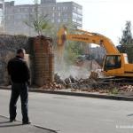 Снос дома на Ленинской и судьба новостройки СУ-155