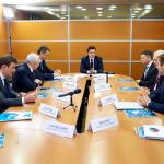 На пути развития: Губернатор Московской области ознакомился с перспективами развития аэропорта Домодедово