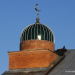 Мусульманская мечеть в Домодедово, Востряково, ул. Клубная, 1